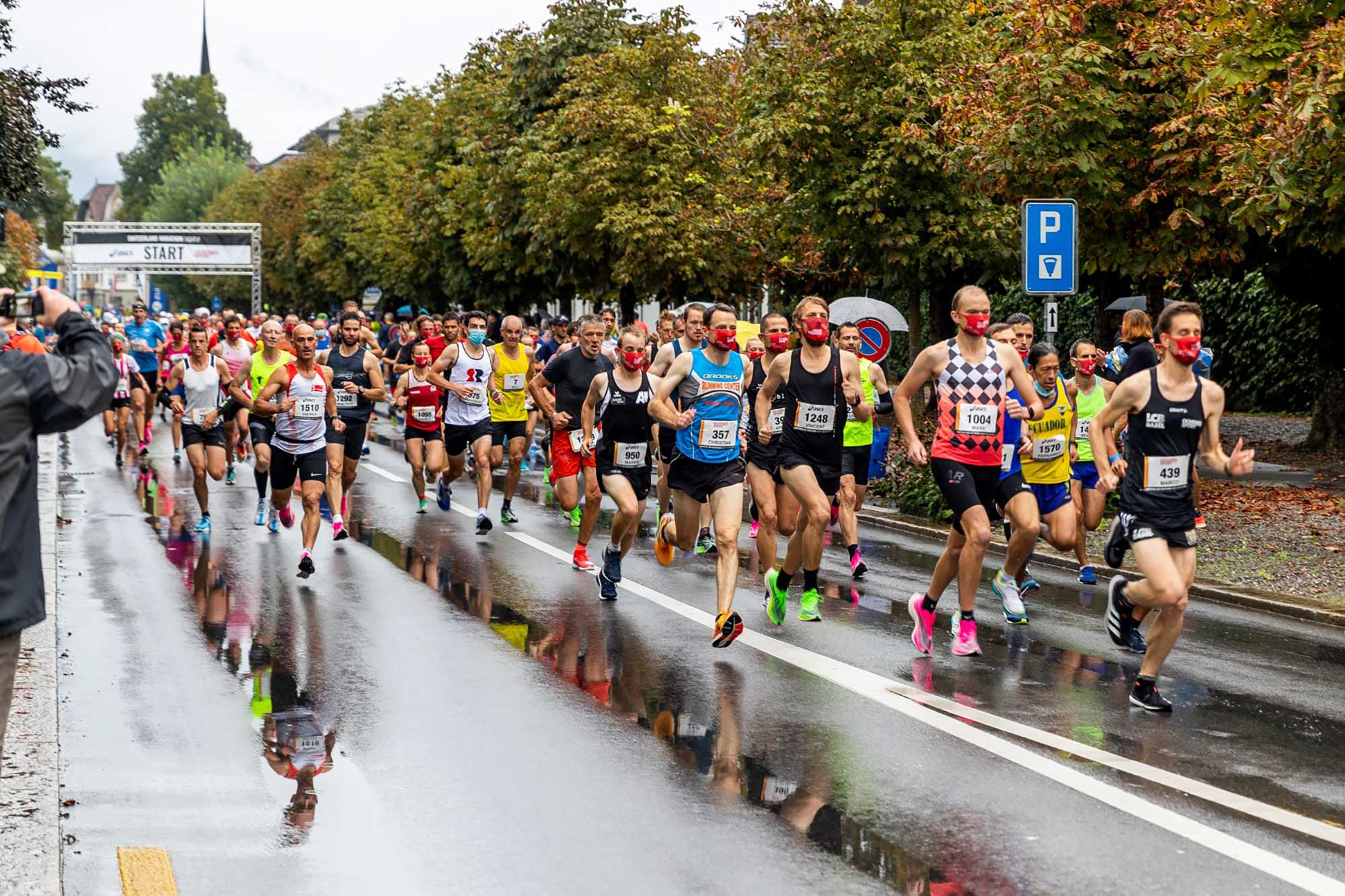 Switzerland Marathon Light | Geigele Communications